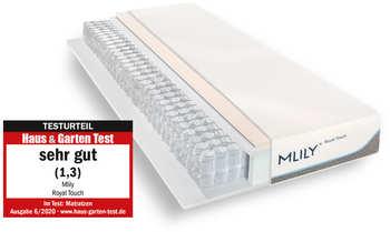 Mlily Royal Touch 90x200cm
