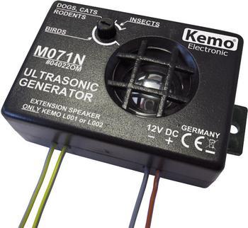 Kemo Ultraschall-Tiervertreiber (M071N)