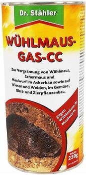 Dr. Stähler Wühlmausgas 250 g
