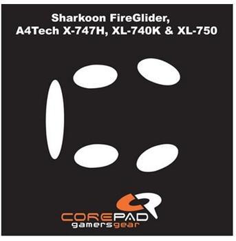 Corepad Skatez - Sharkoon FireGlider