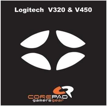 Corepad Skatez - Logitech V320 / V450