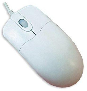 SEAL SHIELD Silver Storm Mouse weiss (STWM042)