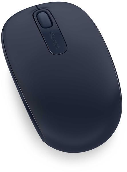 Microsoft Wireless Mobile Mouse 1850 schwarz (U7Z-00014)