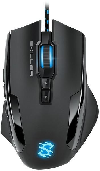 Sharkoon SKILLER SGM1 Maus schwarz
