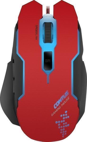 Speedlink Contus (red/black)