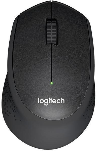 Logitech M330 Silent Plus Mouse schwarz