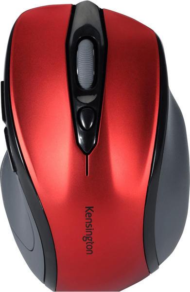 Kensington Pro Fit kabellose Mid Size Maus (rubinrot)