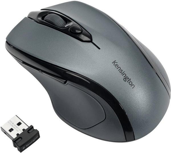 Kensington Pro Fit kabellose Mid Size Maus (graphitgrau)