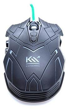 KM-Gaming K-GM1 Grinder Optische RGB Gaming Maus