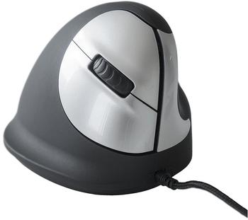 HE Ergo R-Go Vertical Maus Rechtshänder drahtgebunden (schwarz/grau)