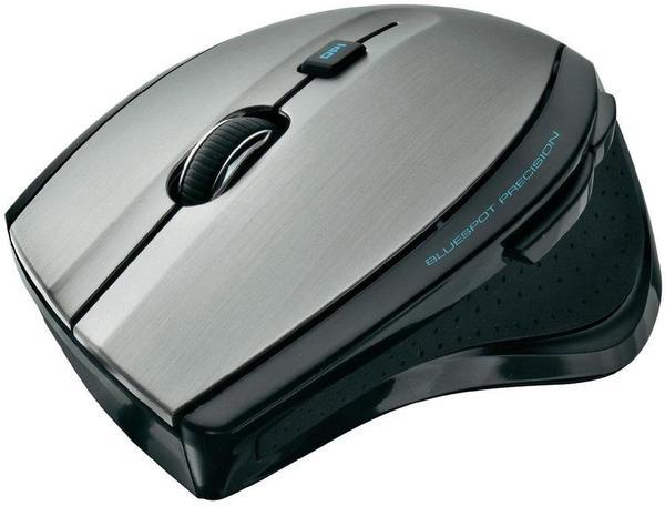 Trust MaxTrack Optische Wireless Mouse schwarz/grau (17176)