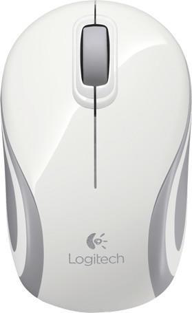 Logitech Mini Mouse M187 (weiß)