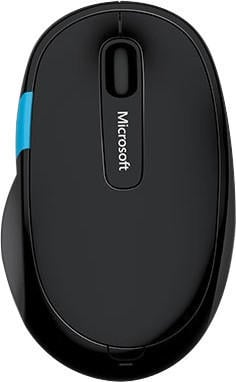 Microsoft Sculpt Comfort Mouse schwarz (H3S-00001)