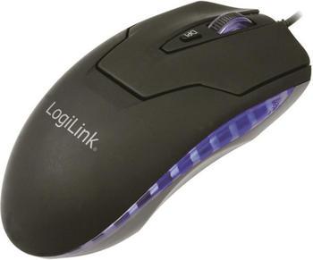 Logilink Laser USB + PS/2 Mouse mit LED (ID0009)