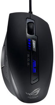 Asus Gaming Mouse GX850 schwarz (90-XB2Y00MU00000)