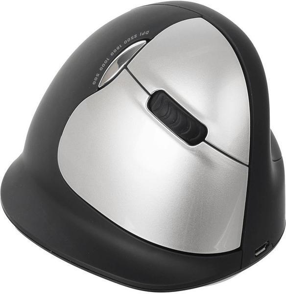 R-Go Ergonomic Vertical Wireless Mouse (RGOHEWL)