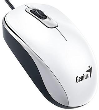 Genius DX-110 Maus weiß (31010116102)