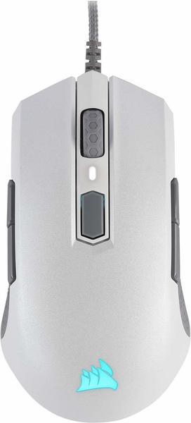 Corsair M55 RGB Pro (blanc)