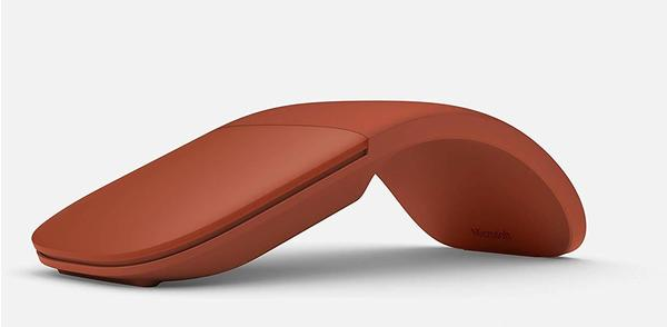 Microsoft Arc Mouse 2019 Poppy Red