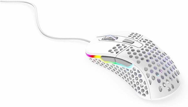 Xtrfy M4 RGB weiß