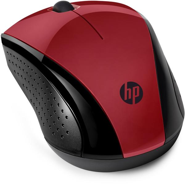 HP Wireless 220 Sunset Red