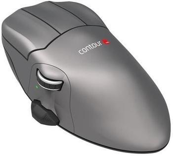 contour-mouse-l-funk-maus-optisch-ergonomisch-grau