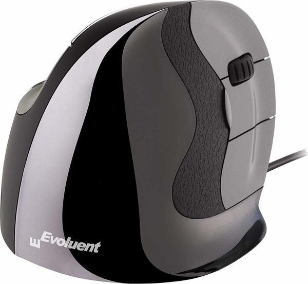 Evoluent VerticalMouse D wired Medium