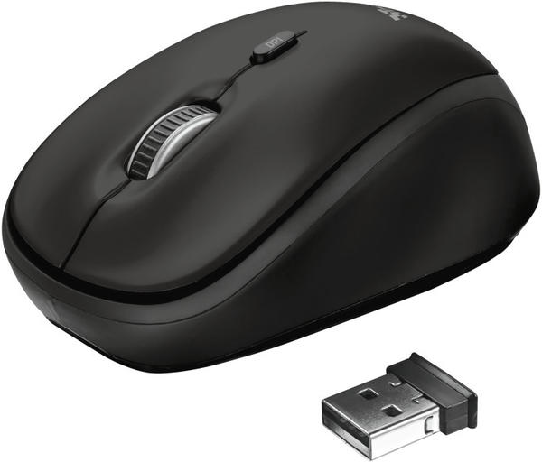 Trust Yvo Wendehülle für 15,6 Laptops mit kabelloser Maus