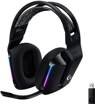 Logitech G733 schwarz