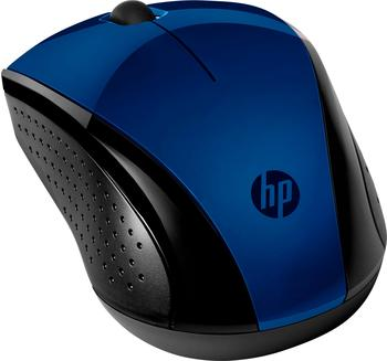 HP 220 blau/schwarz