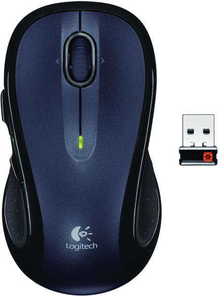 Logitech M510 Wireless Black