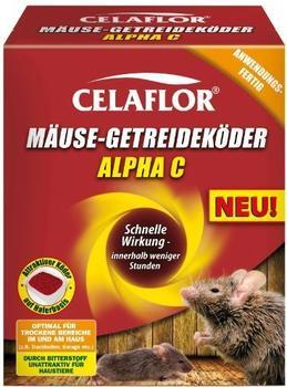 Celaflor Mäuse-Getreideköder Alpha C (10 x 10 g)