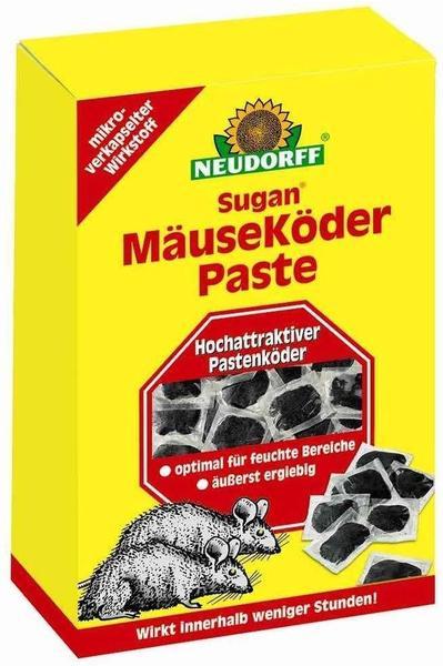 Neudorff Sugan MäuseKöder Paste 200 g