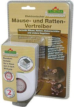 Florissa Elektronischer Mäuse- und Ratten-Vertreiber
