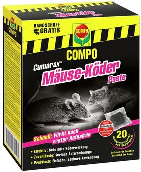 Compo Cumarax Mäuse-Köder Paste 200g
