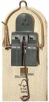 SwissInno SuperCat FSC-Holz-Mausefalle (1 Stück)