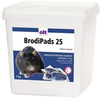 Cit BrodiPads 25 Cereals (3Kg)