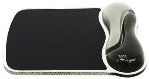 Kensington Maus Duo Gel Wrist Rest grau
