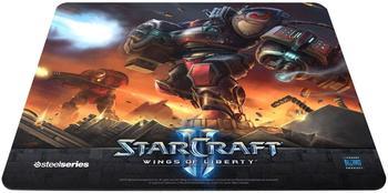 SteelSeries QCK Starcraft 2 Marauder Edition