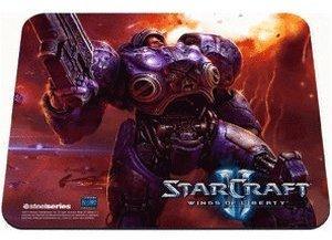SteelSeries QCK Starcraft 2 Tychus Findlay Edition