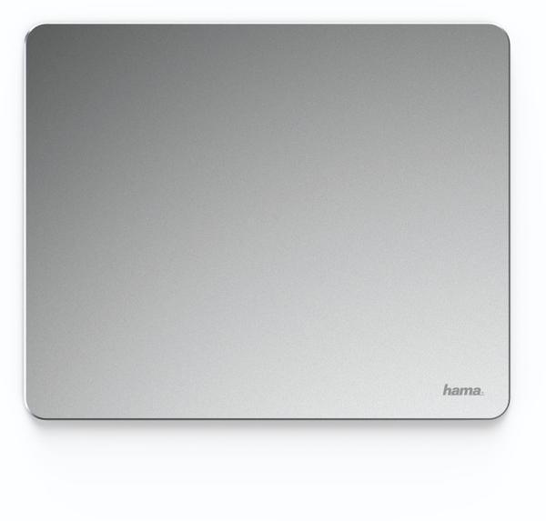 Hama Mauspad Aluminium silber (00054781)