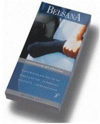 Belsana Soft Diabetiker Socke 3 marine mit Silberfaser