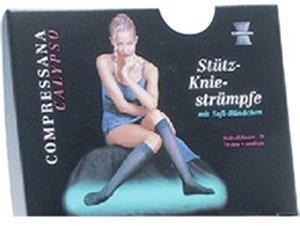 Compressana Calypso 140 Kniestrümpfe III silk mit Soft. (2 Stk.)
