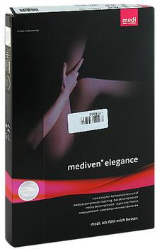 Medi Mediven Elegance Kniestrumpf schwarz Gr.3