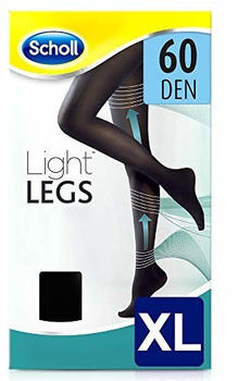 Scholl Light Legs 60 DEN black Size XL