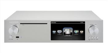 Cocktail Audio X50 Audioserver silber