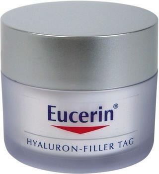 Eucerin Hyaluron Filler Tag trockene Haut (50ml)