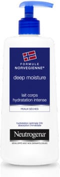 Neutrogena Deep Moisture Bodylotion (400ml)