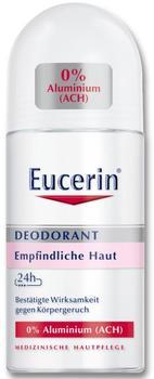 Eucerin Empfindliche Haut 24h Deodorant Roll-on (50 ml)