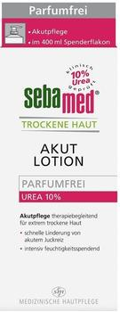 Sebamed Trockene Haut Lotion Urea Akut 10% parfümfrei (400ml)